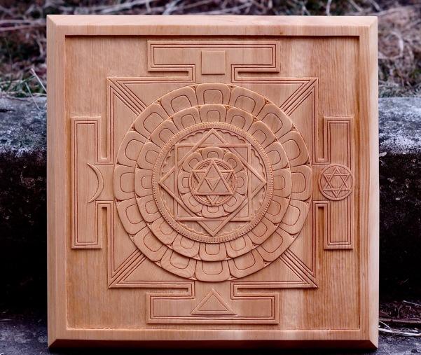 Mandala of the Five Elements
